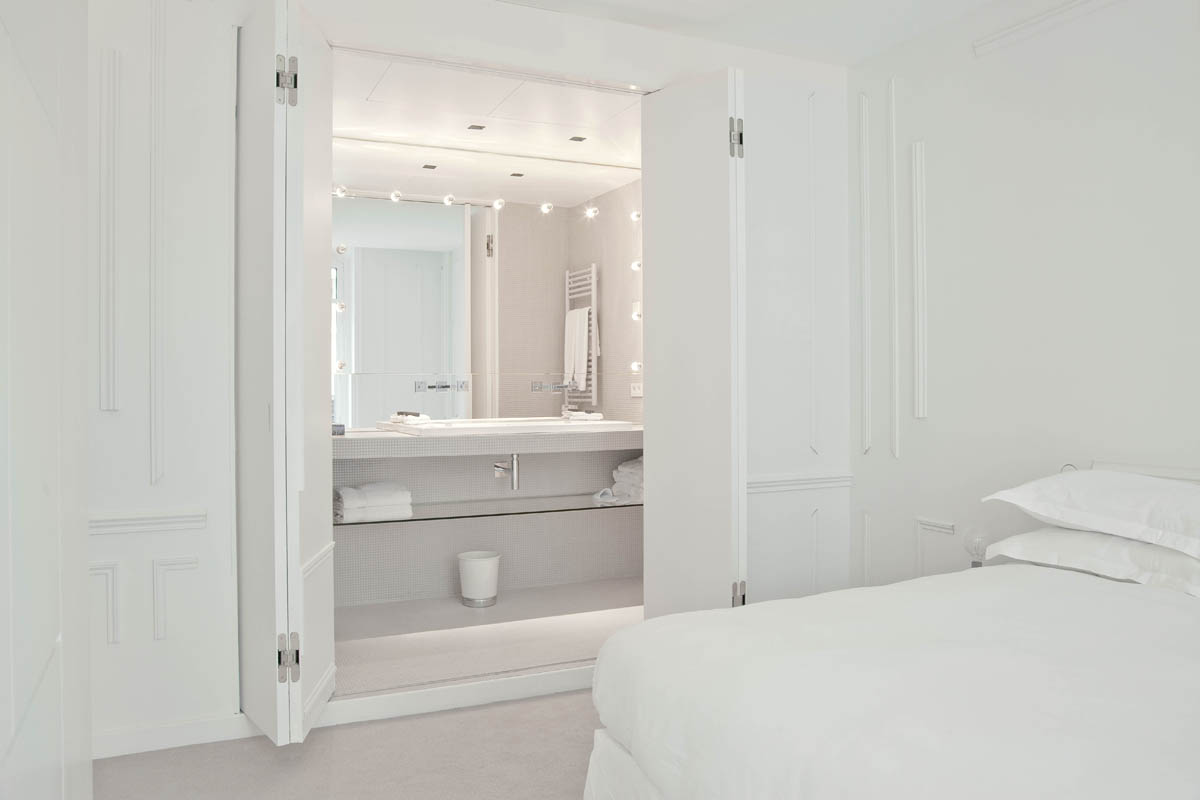 Suite 114; photo: la maison Champs Elysees, Paris