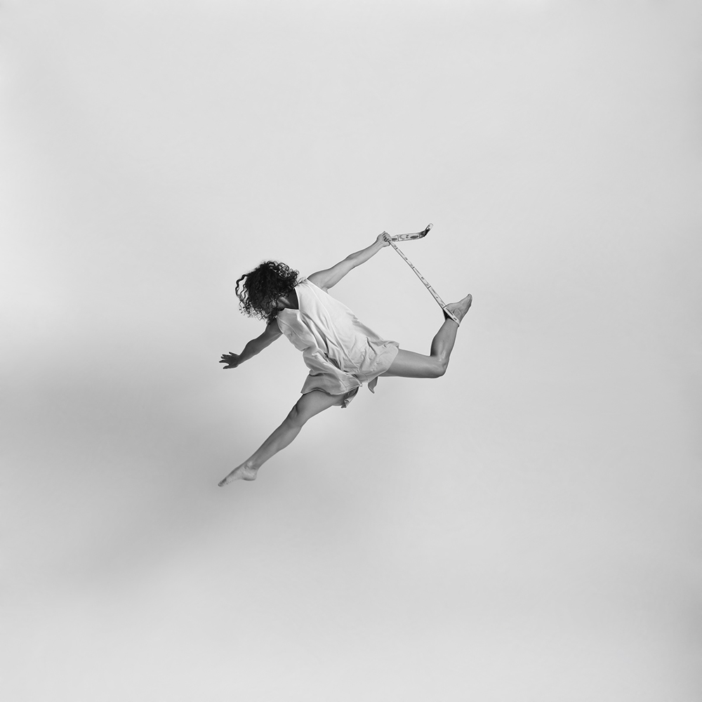 Joelle; Gravity series; photo by Tomas Januska