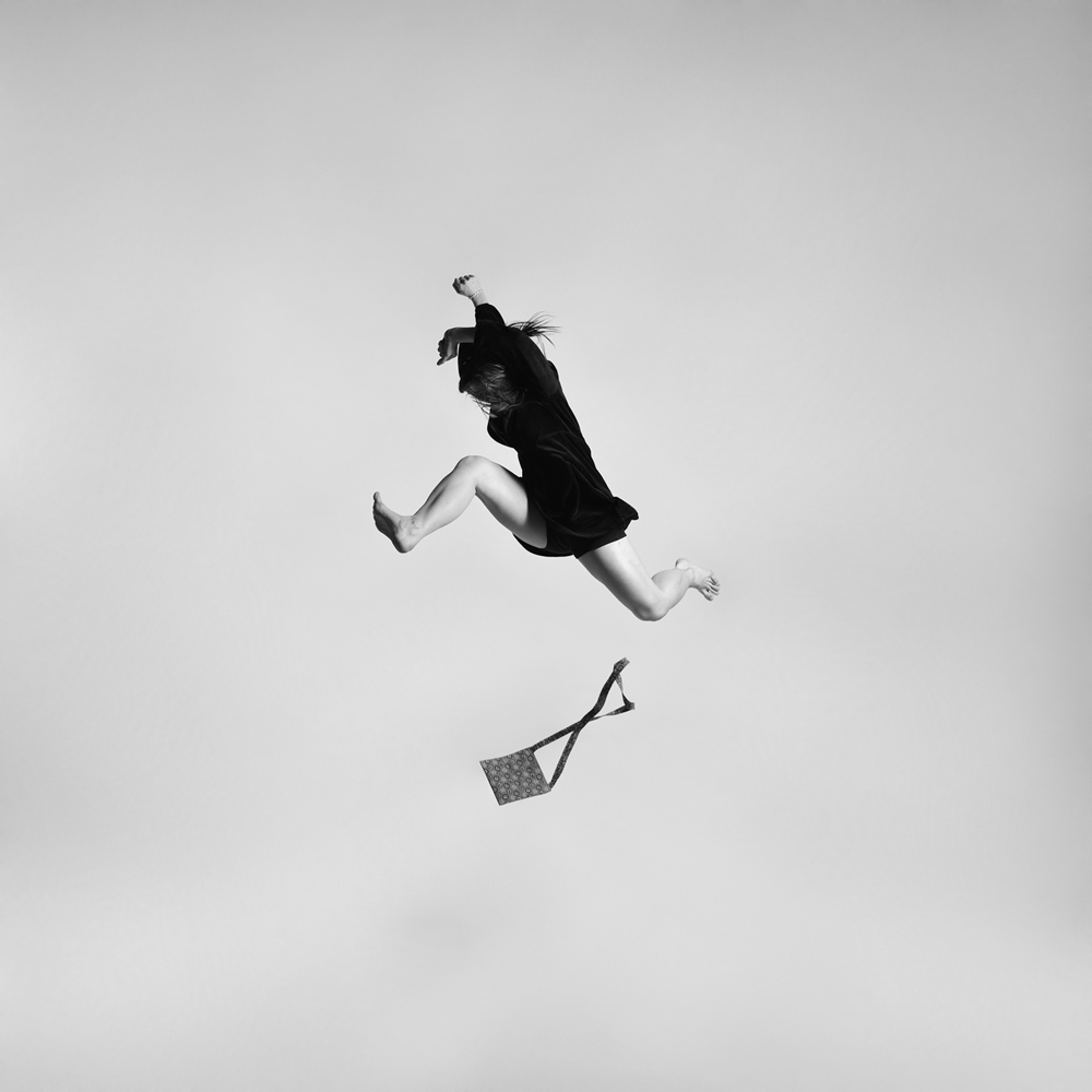 Veronika; Gravity series; photo by Tomas Januska