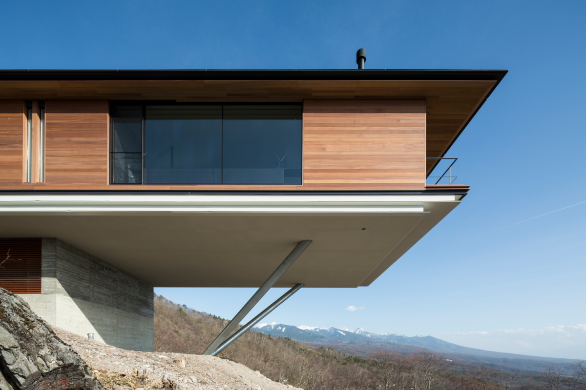 Mountain Living - House in Yatsugatake