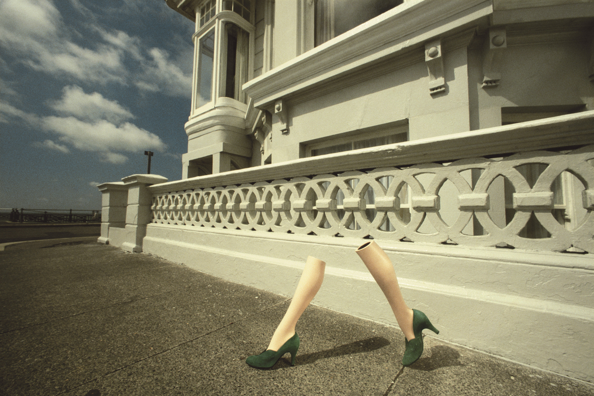 10. Charles Jourdan, Autumn 1979 © Guy Bourdin