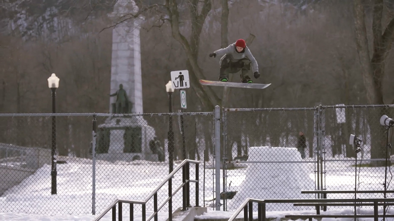 The Bad Seeds - Snowboarding2