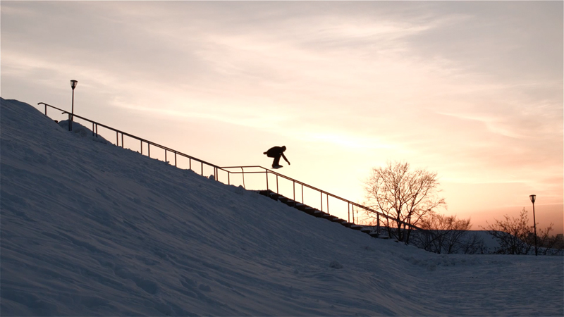 The Bad Seeds - Snowboarding8