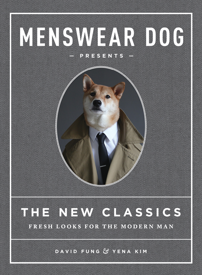 MenswearDog book
