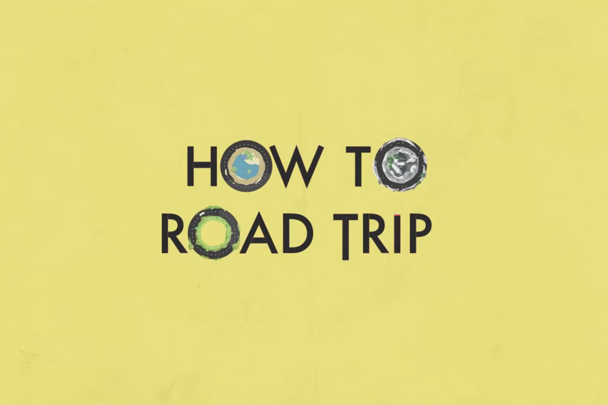 How To Roadtrip