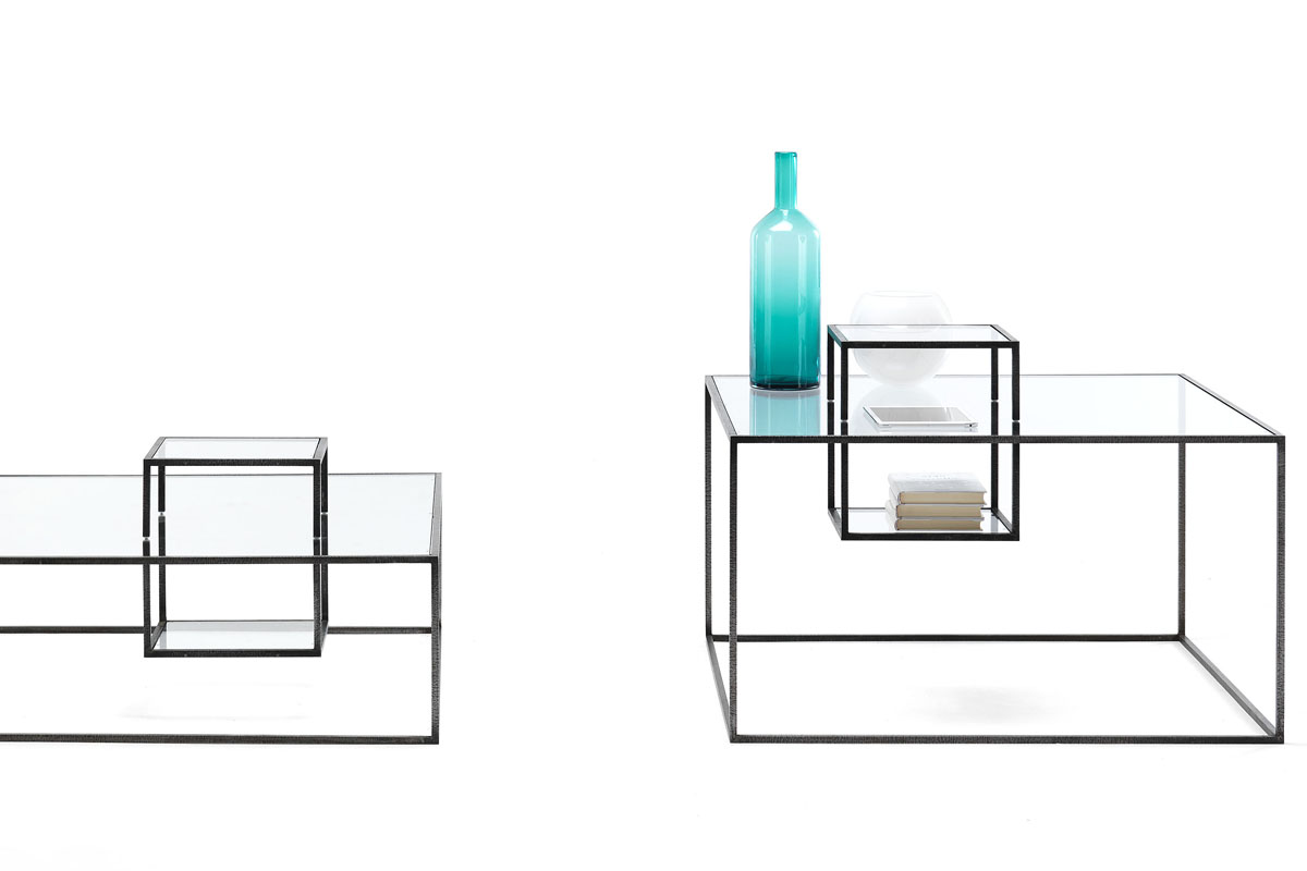 Illusionary Coffee Tables