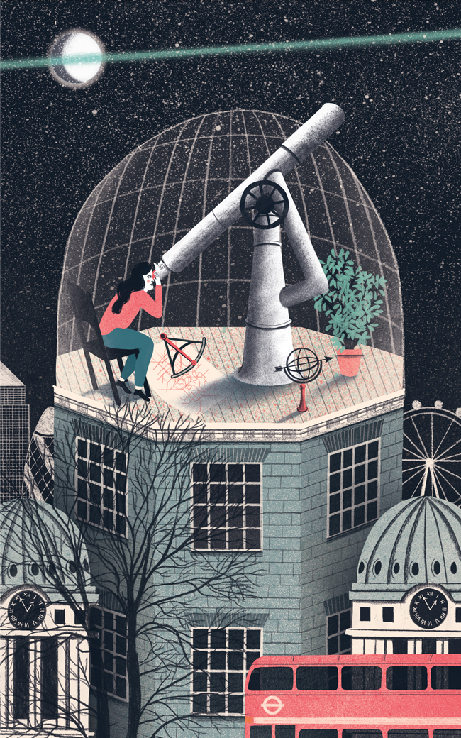 1518 - The Royal Observatory - Eleanor Taylor