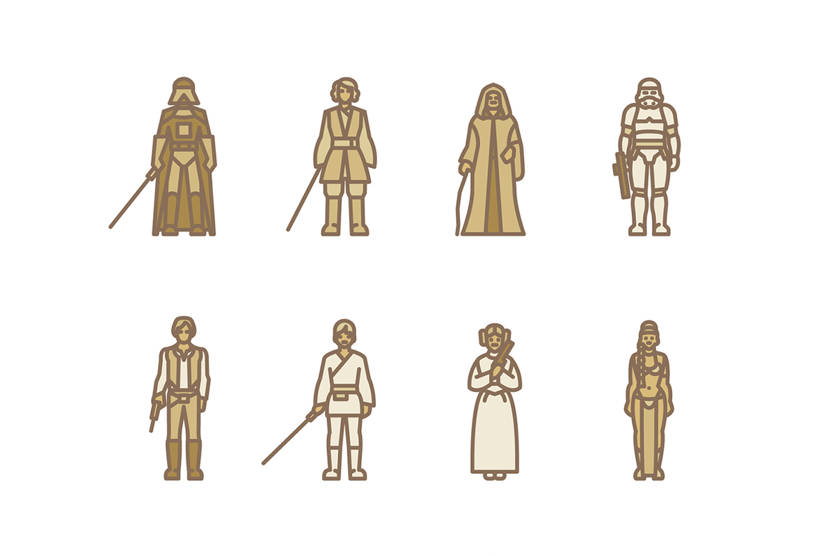 Star Wars Cult Graphics