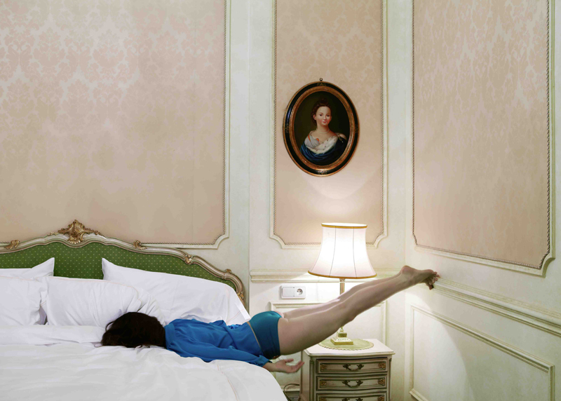 Room 81 (Bed) © Anja Niemi