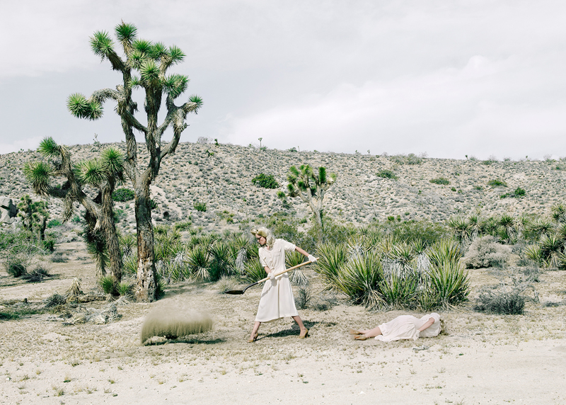 The Desert © Anja Niemi