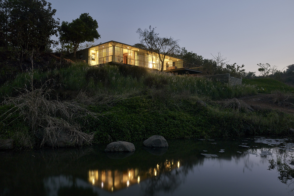 House by a River, Karjat