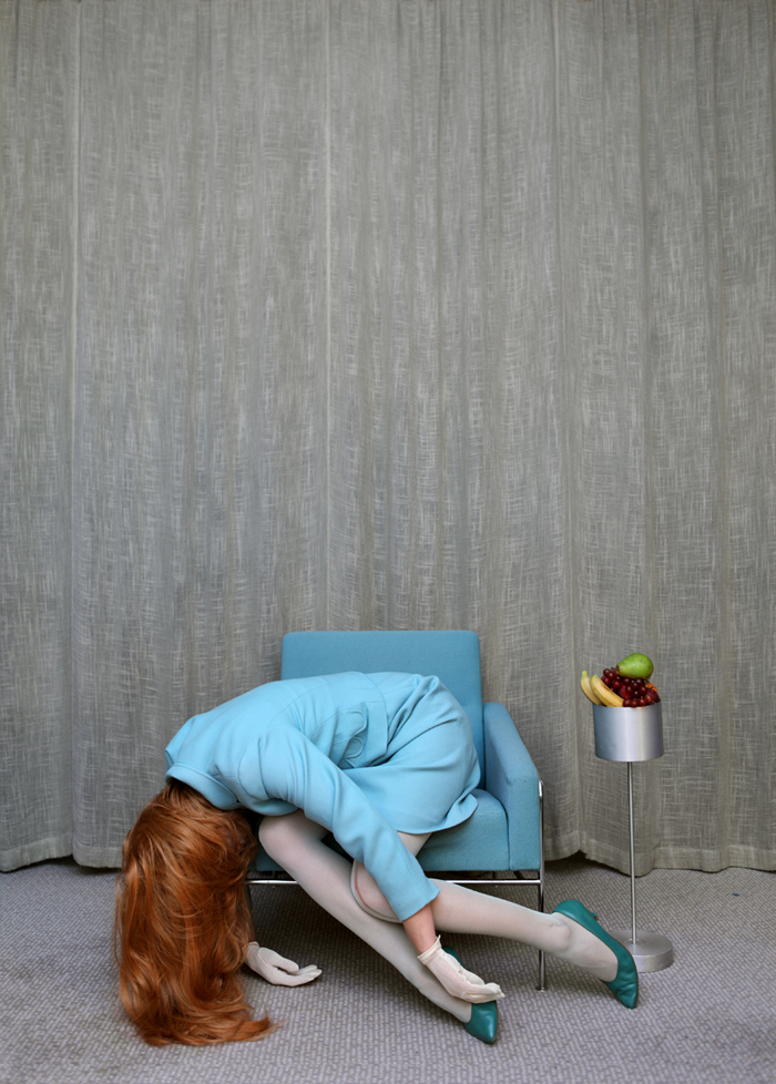 The Secretary © Anja Niemi