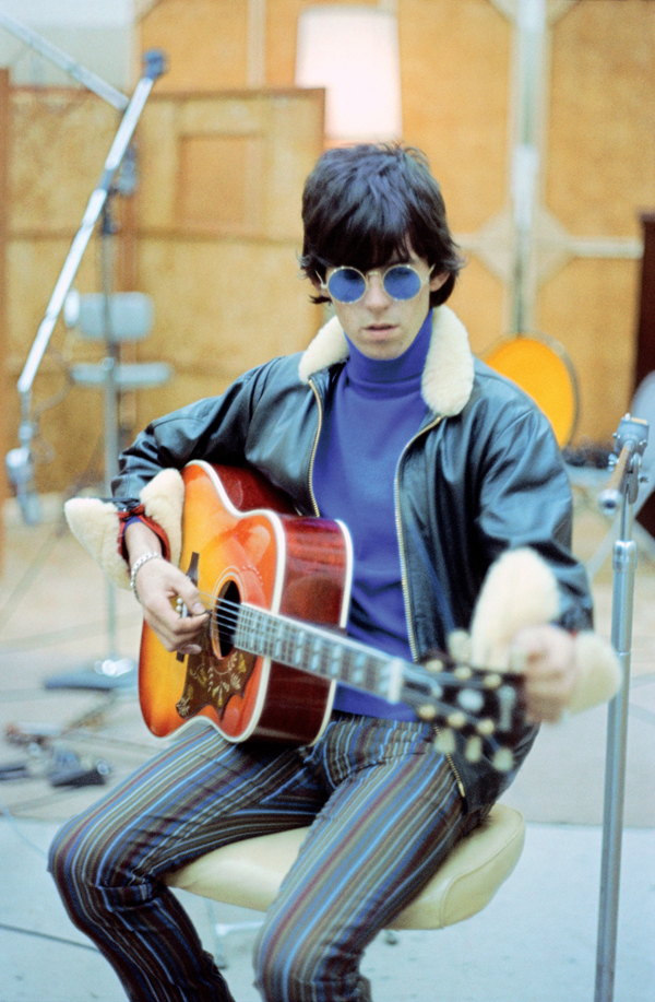 Keith Richards RCA Studios Hollywood 1965