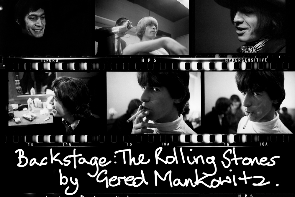 Off The Hook - A Rolling Stones Exhibition