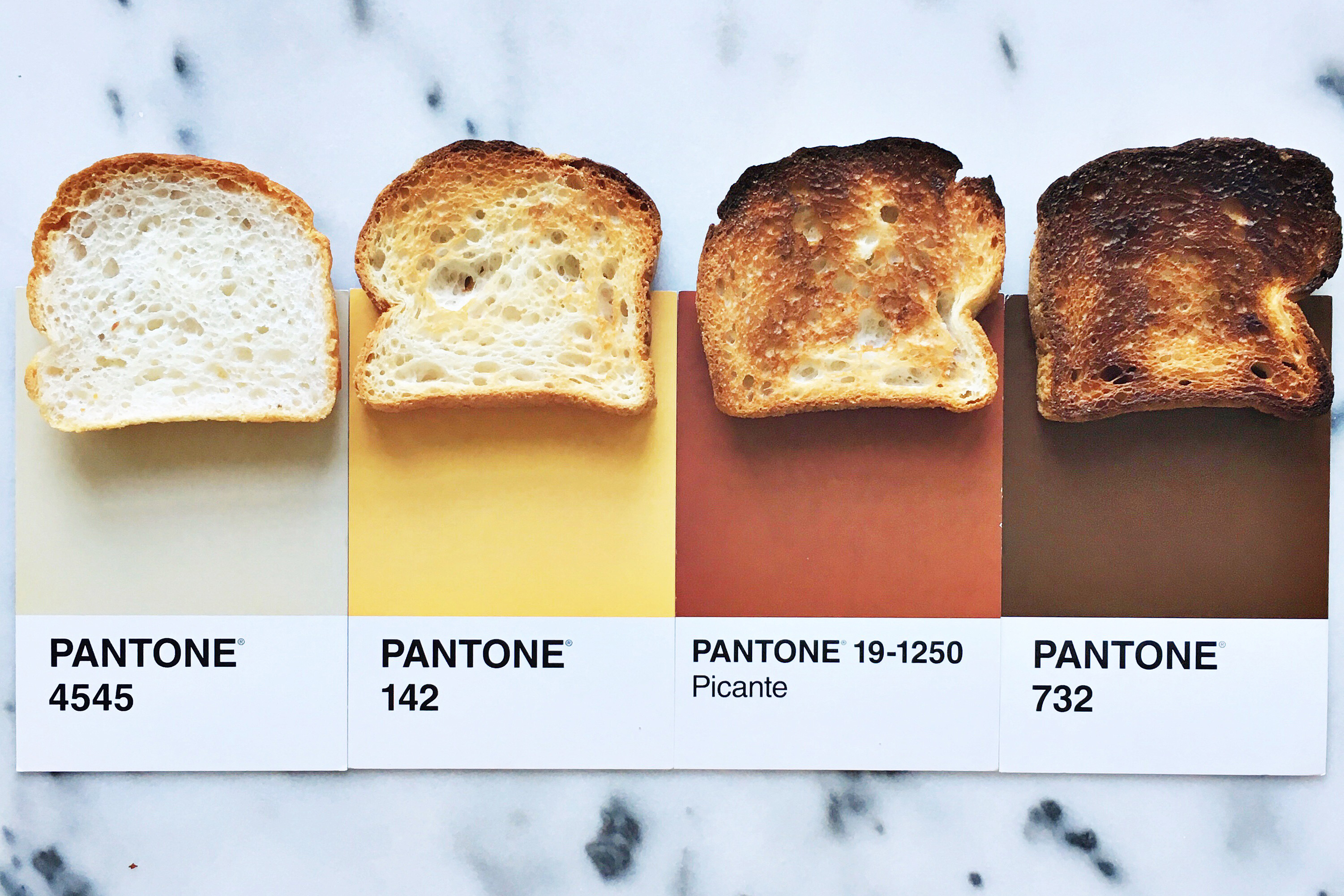 The Surprising Bonds Between Colour And Food