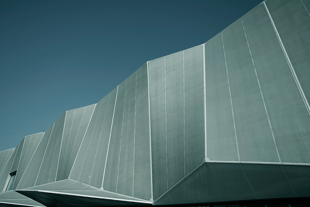 Where Sky And Structures Meet- New Architectural Photography From Denmark