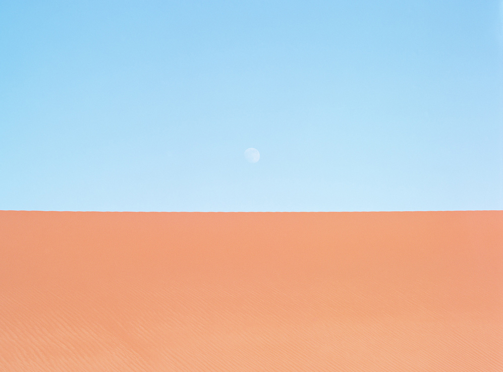 Lost in the Moroccan Dunes