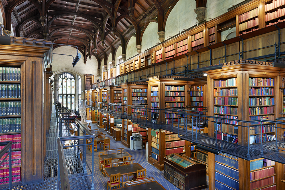 Library_The Honourable Society of Lincolns Inn