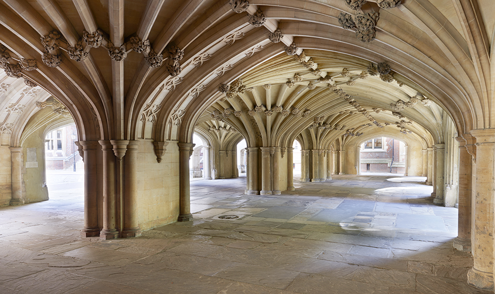 The Undercroft Lincolns Inn Chapel The Honourable Society of Lincolns Inn