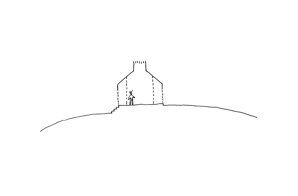 chimney house_sketch 02