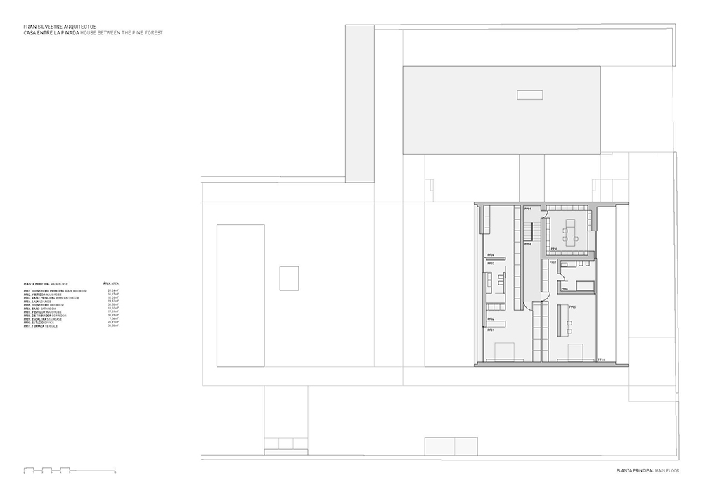 FRAN SILVESTRE ARQUITECTOS_HOUSE BETWEEN THE PINE FOREST_1.2