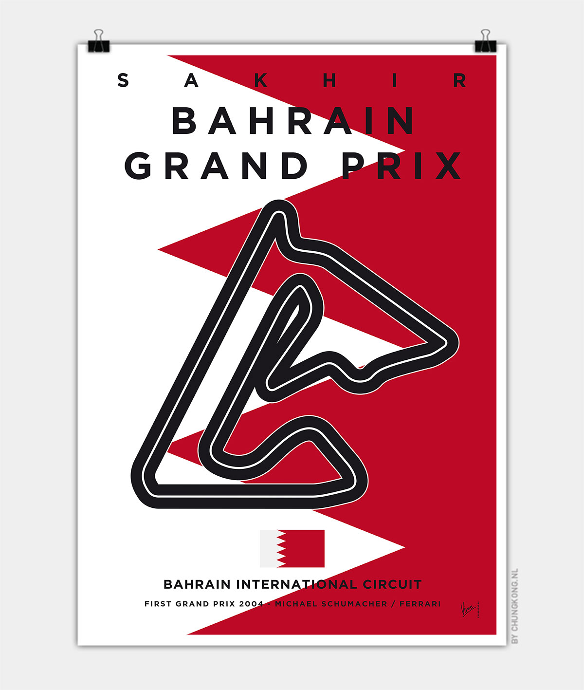 My-F1-BAHRAIN-Race-Track-Minimal-Poster