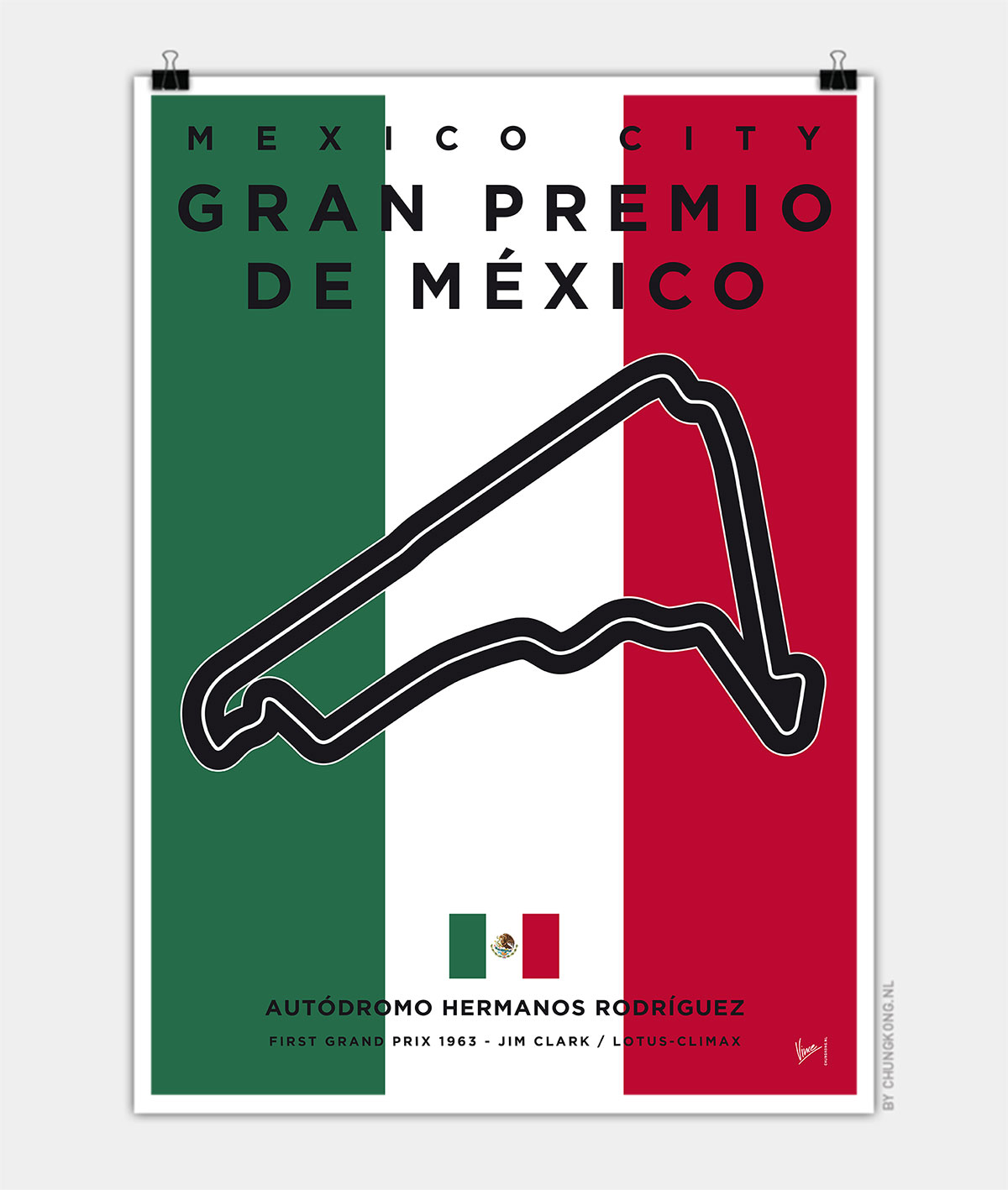 My-F1-Mexico-Race-Track-Minimal-Poster