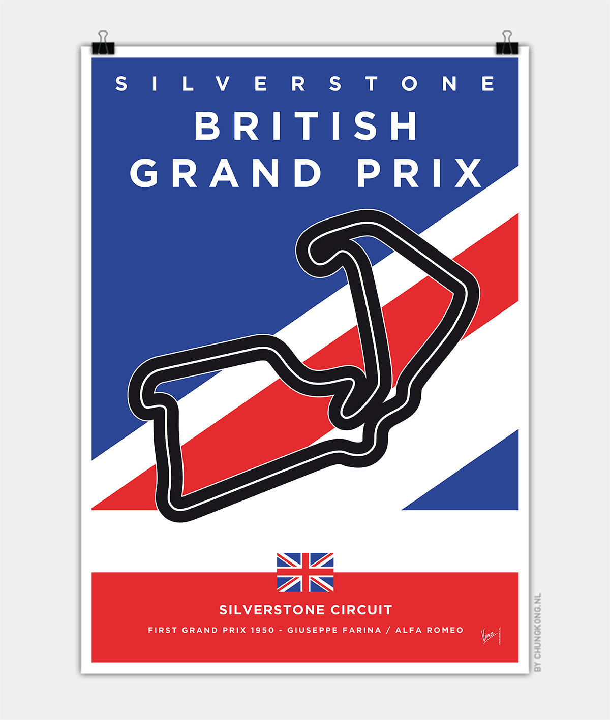 My-F1-SILVERSTONE-Race-Track-Minimal-Poster
