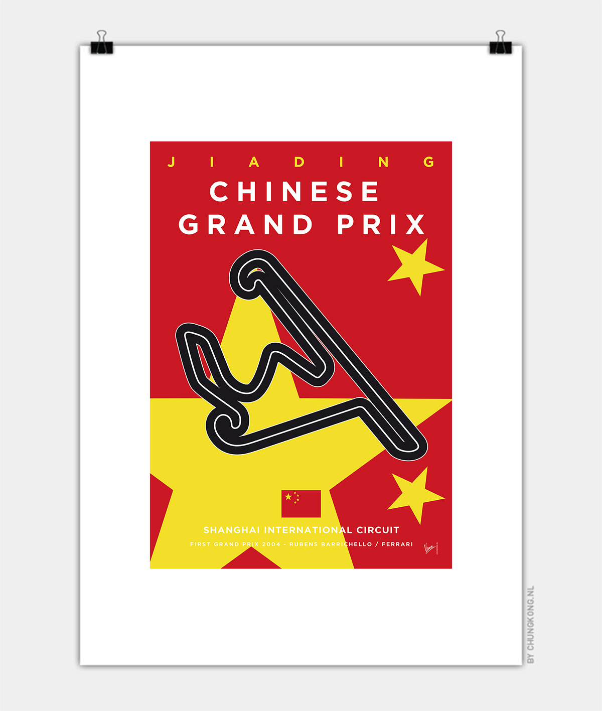 My-F1-Shanghai-Race-Track-Minimal-Poster