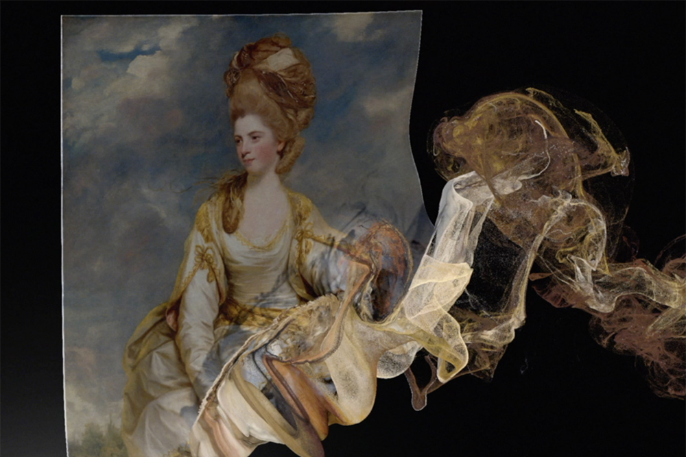 Classical Paintings, Abstracted