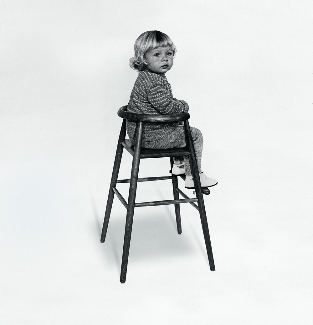Ditzel high chair