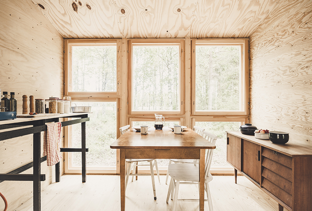 Erecting Your Own Haven In Finland