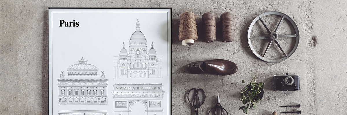 Travel with These Beautiful Posters