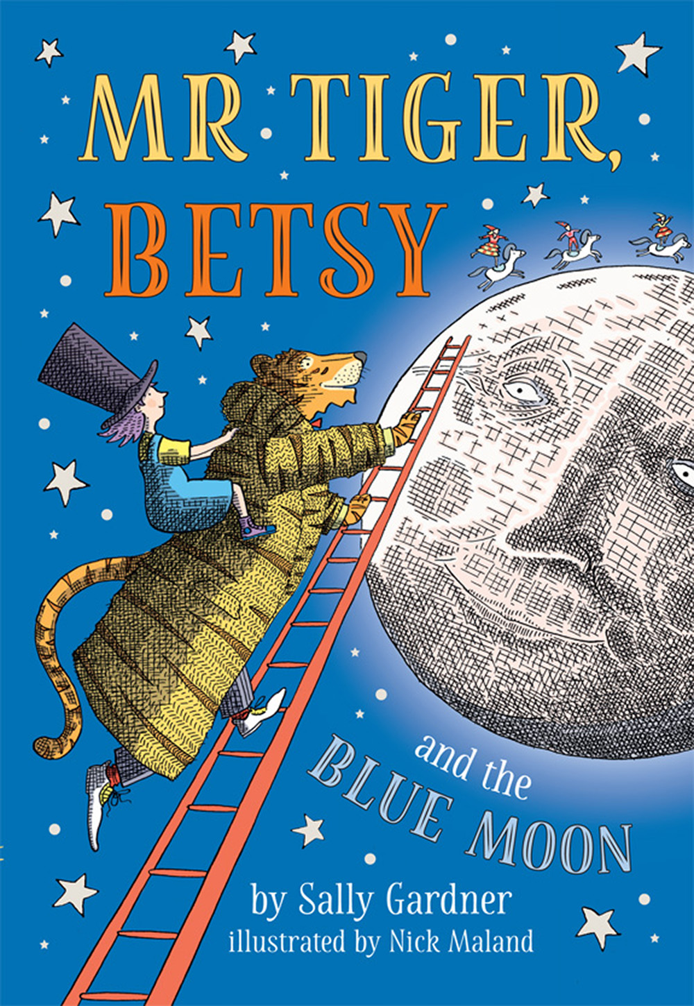 Gardner_MR TIGER, BETSY and the BLUE MOON_cover only