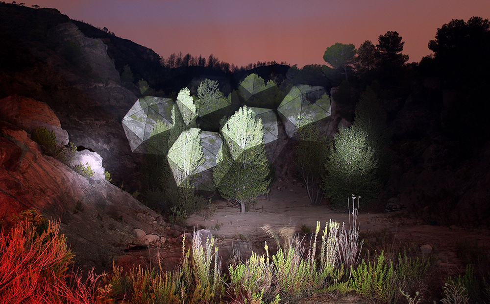 Natural Landscapes, Reconstructed - The Plus Paper