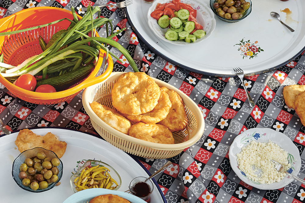 Musa Dağdeviren's Turkish Cookbook